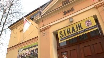 Najnowsze filmy wideo - Trwa strajk, telewizja nasz Racibórz