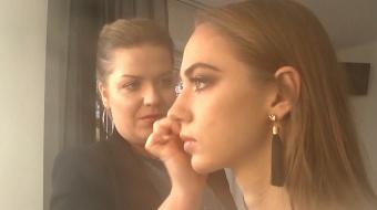 Najnowsze filmy wideo - Sylwestrowy make-up, telewizja nasz Racibórz