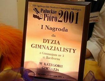 """Najnowsze filmy wideo - 10 lat """"Dyzia Gimnazjalisty"""", telewizja nasz Racibórz"""