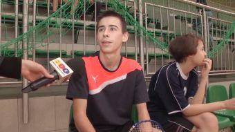 Najnowsze filmy wideo - ZSOMS wygrywa w badmintonie, telewizja nasz Racibórz