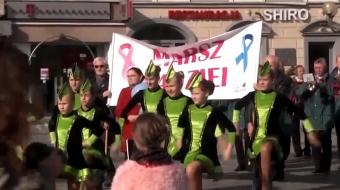 Najnowsze filmy wideo - Dołącz do Marszu Nadziei, telewizja nasz Racibórz