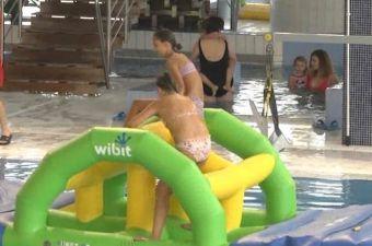 Najnowsze filmy wideo - Co się dzieje w aquaparku?, telewizja nasz Racibórz