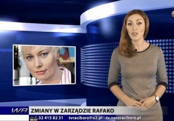 Najnowsze filmy wideo - Zmiany w zarządzie Rafako, telewizja nasz Racibórz