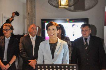 Najnowsze filmy wideo - Konferencja Anny Ronin, telewizja nasz Racibórz