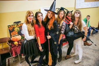 Najnowsze filmy wideo - Charytatywne Halloween w ZSZ, telewizja nasz Racibórz