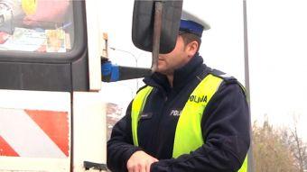 Najnowsze filmy wideo - Ciężarówki i autobusy pod lupą, telewizja nasz Racibórz