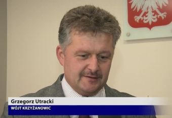 Najnowsze filmy wideo - G. Utracki z wysokim poparciem, telewizja nasz Racibórz
