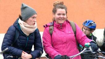 Najnowsze filmy wideo - Rajd i mapa tras rowerowych w Pietrowicach, telewizja nasz Racibórz