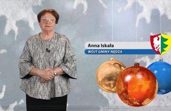 Najnowsze filmy wideo - Życzenia świąteczne wójt A. Iskały, telewizja nasz Racibórz