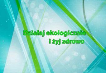 Najnowsze filmy wideo - Ekologia XII/2014, telewizja nasz Racibórz
