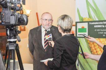 Najnowsze filmy wideo - Konferencja Agromaxu, telewizja nasz Racibórz