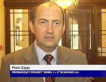 Najnowsze filmy wideo - Nowe referencje Rafako, telewizja nasz Racibórz