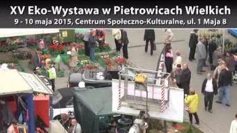 Najnowsze filmy wideo - XV Eko-Wystawa w Pietrowicach Wielkich, telewizja nasz Racibórz