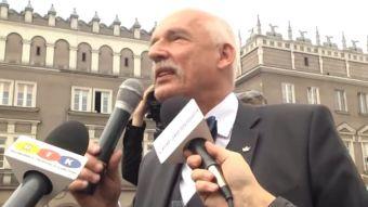 Najnowsze filmy wideo - Janusz Korwin-Mikke w naszym mieście, telewizja nasz Racibórz