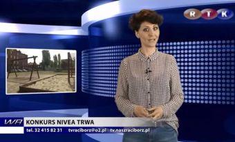 Najnowsze filmy wideo - Konkurs Nivea trwa, telewizja nasz Racibórz