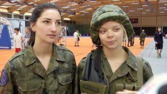 Najnowsze filmy wideo - Żołnierska przeprawa w ZSOMS, telewizja nasz Racibórz