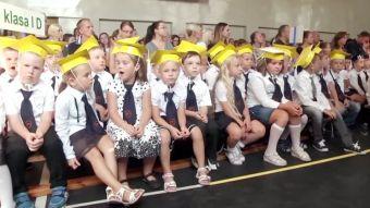 Najnowsze filmy wideo - I dzień szkoły, telewizja nasz Racibórz