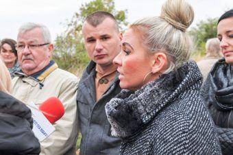 Najnowsze filmy wideo - Protest w Wojnowicach, telewizja nasz Racibórz