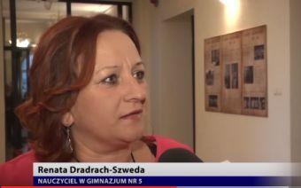 Najnowsze filmy wideo - Nowa dyrektor Gimnazjum nr 3, telewizja nasz Racibórz