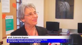 Najnowsze filmy wideo - Promocja książki w PWSZ Racibórz, telewizja nasz Racibórz