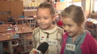 Najnowsze filmy wideo - Dzień otwartej klasy na Ostrogu, telewizja nasz Racibórz