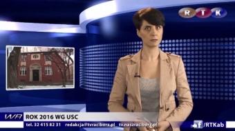 Najnowsze filmy wideo - Rok w raciborskim USC, telewizja nasz Racibórz