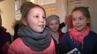 Najnowsze filmy wideo - Uczniowie SP 13 w ratuszu, telewizja nasz Racibórz