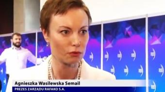 Najnowsze filmy wideo - Rafako na kongresie gospodarczym, telewizja nasz Racibórz