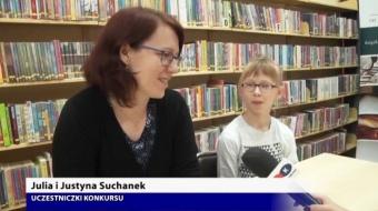 Najnowsze filmy wideo - Rodzinny konkurs w bibliotece, telewizja nasz Racibórz