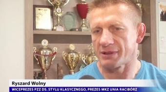 Najnowsze filmy wideo - Ryszard Wolny wiceprezesem PZZ, telewizja nasz Racibórz