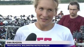 Najnowsze filmy wideo - Triumf Ewy Bugdoł w triathlonie, telewizja nasz Racibórz