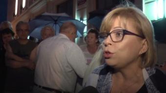 Najnowsze filmy wideo - Wolne sądy - protest w Raciborzu, telewizja nasz Racibórz