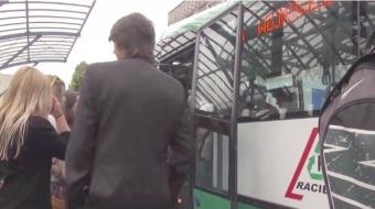 Najnowsze filmy wideo - Bezpłatne autobusy na Wszystkich Świętych, telewizja nasz Racibórz