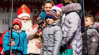 Najnowsze filmy wideo - Mikołaj ze strażakami, telewizja nasz Racibórz