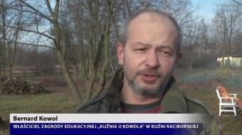Najnowsze filmy wideo - Kuźnia u Kowola, telewizja nasz Racibórz