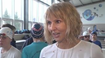 Najnowsze filmy wideo - Zawody pływackie w ZSOMS, telewizja nasz Racibórz