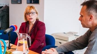 Najnowsze filmy wideo - Posłanka o pracy w Sejmie, telewizja nasz Racibórz
