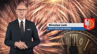 Najnowsze filmy wideo - Życzenia noworoczne prezydenta, telewizja nasz Racibórz