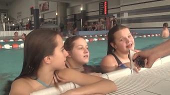 Najnowsze filmy wideo - Pływać każdy może, telewizja nasz Racibórz