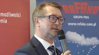 Najnowsze filmy wideo - Rezygnacja wiceprezesa Rafako, telewizja nasz Racibórz
