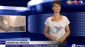 Najnowsze filmy wideo - Senior na drodze, telewizja nasz Racibórz