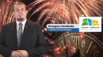Najnowsze filmy wideo - Życzenia noworoczne starosty, telewizja nasz Racibórz