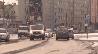 Najnowsze filmy wideo - Pada śnieg, wolniej jedź!, telewizja nasz Racibórz