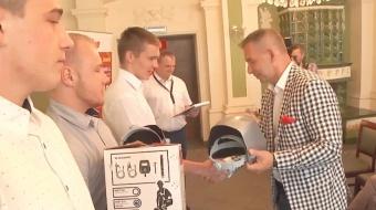 Najnowsze filmy wideo - Nagrody i wyróżnienia w szkole Rafako, telewizja nasz Racibórz
