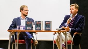 Najnowsze filmy wideo - Marek Migalski promował książkę, telewizja nasz Racibórz