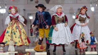 Najnowsze filmy wideo - Lalki świata w Muzeum, telewizja nasz Racibórz