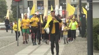 Najnowsze filmy wideo - Żółty bieg poparcia, telewizja nasz Racibórz