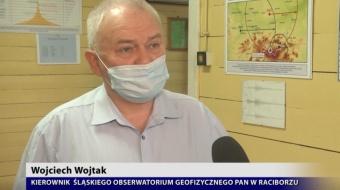 Najnowsze filmy wideo - Trzęsienie ziemi odczuwalne w Raciborzu, telewizja nasz Racibórz