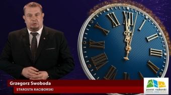 Najnowsze filmy wideo - Życzenia starosty raciborskiego, telewizja nasz Racibórz