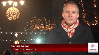 Najnowsze filmy wideo - Życzenia prezydenta Raciborza, telewizja nasz Racibórz